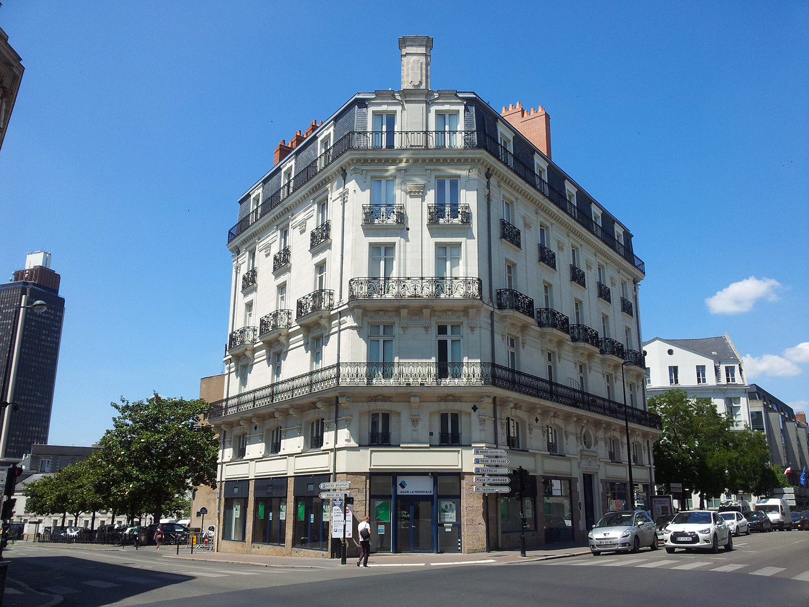 Cabinet d 39 ost opathie nantes ost opathes for 18 rue auguste lamey strasbourg
